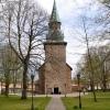 Bilder från S:t Olofs kyrka