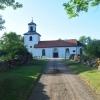 Bilder från Segerstads kyrka
