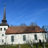 Bilder från Karaby kyrka