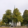 Bilder från Tranums kyrka