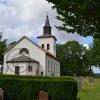 Bilder från Trässbergs kyrka