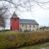 Bilder från Hovby kyrka