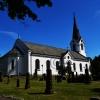 Bilder från Hassle kyrka
