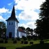 Bilder från Berga kyrka