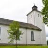 Bilder från Hova kyrka