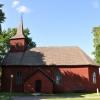 Bilder från Älgarås kyrka