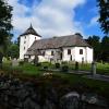 Bilder från Leksbergs kyrka