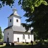 Bilder från Böja kyrka