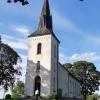 Bilder från Humla kyrka