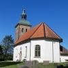 Bilder från Kärråkra kyrka