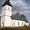 Bilder från Knista kyrka