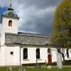 Bilder från Svennevads kyrka