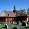 Bilder från Hällefors kyrka