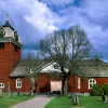 Bilder från Hjulsjö kyrka