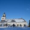 Bilder från Solleröns kyrka