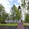 Bilder från Idre kyrka