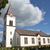 Bilder från Vrigstads kyrka