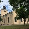 Bilder från Kristine kyrka