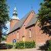 Bilder från Nybro kyrka