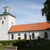 Bilder från Vickleby kyrka