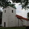 Bilder från Västra Sallerups kyrka