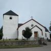 Bilder från Östra Sallerups kyrka