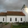 Bilder från Hammarlunda kyrka