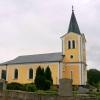 Bilder från Tjörnarps kyrka