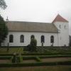 Bilder från Halmstads kyrka
