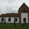 Bilder från Norra Skrävlinge kyrka