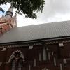 Bilder från Korsbacka kyrka