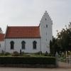 Bilder från Simris kyrka