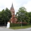 Bilder från Tygelsjö kyrka