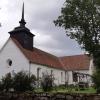 Bilder från Tåssjö kyrka