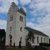 Bilder från Norra sandby kyrka
