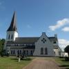 Bilder från Nosaby kyrka