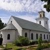 Bilder från Mörrums kyrka