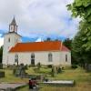Bilder från Tjärnö kyrka