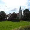 Bilder från Kalvs kyrka