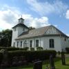 Bilder från Håcksviks kyrka
