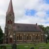 Bilder från Alfshögs kyrka