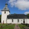 Bilder från Askome kyrka
