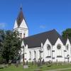 Bilder från Okome kyrka