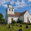 Bilder från Tönnersjö kyrka