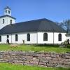 Bilder från Väse kyrka