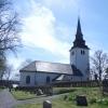 Bilder från Stavnäs kyrka