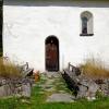 Bilder från Högsjö gamla kyrka