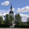 Bilder från Laxsjö kyrka