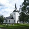 Bilder från Hotagens kyrka
