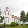 Bilder från Ljusnedals kyrka